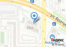 Компания «Челябинск-Видеонаблюдение» на карте