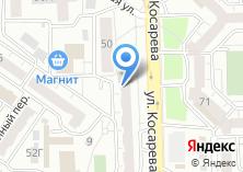 Компания «Фундамент-метиз» на карте