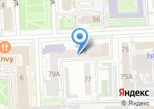 Компания «Центр рекламных технологий ТЭФ» на карте