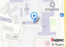 Компания «Южно-Уральский Государственный Медицинский Университет» на карте