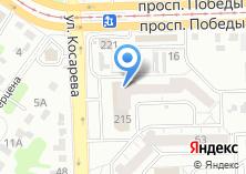 Компания «ААРОН-ТРАНС» на карте