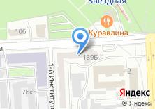 Компания «Общежитие ЧГАА» на карте