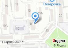 Компания «Энергоспецстрой» на карте