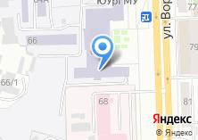Компания «Дары Деревни» на карте