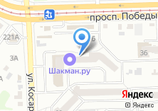 Компания «ИВЕК» на карте