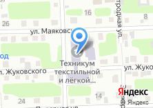 Компания «ЧТТЛП» на карте