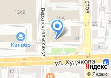 Компания «Россия СИП» на карте