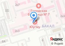 Компания «Диабетологический центр Клиника» на карте