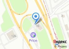 Компания «Автолайн» на карте