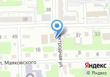 Компания «Otdelkoff» на карте