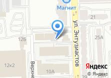 Компания «Архитектурная студия Евгения Алилуева» на карте
