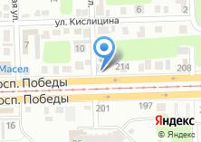 Компания «APPGRANULA» на карте