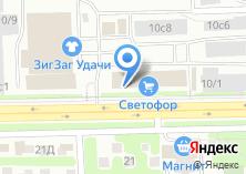 Компания «СтройМонтажИндустрия» на карте