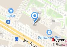 Компания «Уральский Центр Финансового Консалтинга и Оценки» на карте