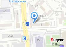 Компания «Броско» на карте