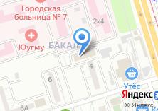 Компания «Новое ПластОкно» на карте