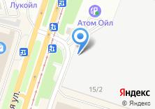 Компания «Profrem74» на карте