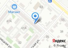 Компания «УралТрубТорг» на карте