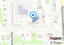 Компания «Компас-РПФ» на карте
