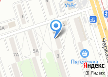 Компания «Магазин сантехнического оборудования» на карте