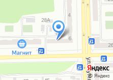 Компания «L-модерн» на карте