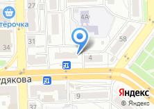 Компания «Гуди» на карте