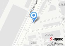 Компания «Дверной квартал интернет-магазин» на карте