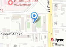 Компания «Ремстрой плюс» на карте