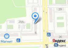 Компания «ГарантЧелСтрой» на карте