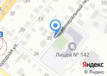 Компания «Региональная строительная компания №1» на карте