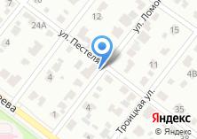 Компания «Техностройпроект плюс» на карте