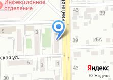Компания «Стоматологическая поликлиника №6» на карте
