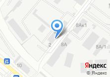 Компания «Метизник» на карте