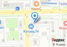 Компания «ПивСоюз» на карте
