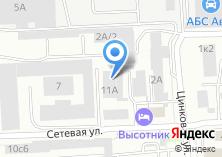 Компания «СТАЛЬ-Контакт» на карте
