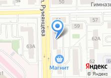 Компания «Краснодеревщик» на карте