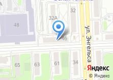 Компания «Дежурный канцтоварищ» на карте