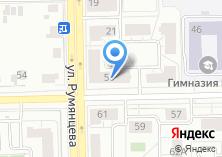 Компания «Кварта» на карте