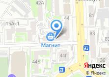 Компания «Компаньон АйТи-Сервис» на карте