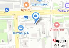 Компания «ПромСнаб-Урал» на карте