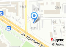 Компания «ЛесГарант» на карте