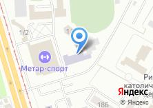 Компания «Эльсияр» на карте