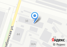 Компания «УралДомКомплект» на карте
