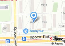 Компания «М-групп» на карте