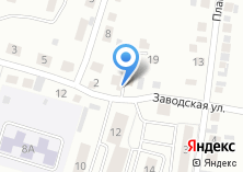 Компания «Блик» на карте