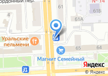 Компания «Цветочный восторг» на карте