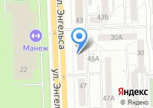 Компания «Салон финской одежды» на карте