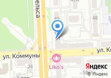 Компания «Нотариус Кузьмина Н.В» на карте