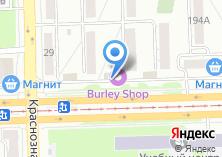 Компания «Utek» на карте