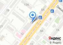 Компания «Ювелирный инструмент» на карте